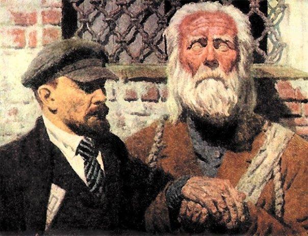 Г.М.Коржев. Беседа. 1980-1985